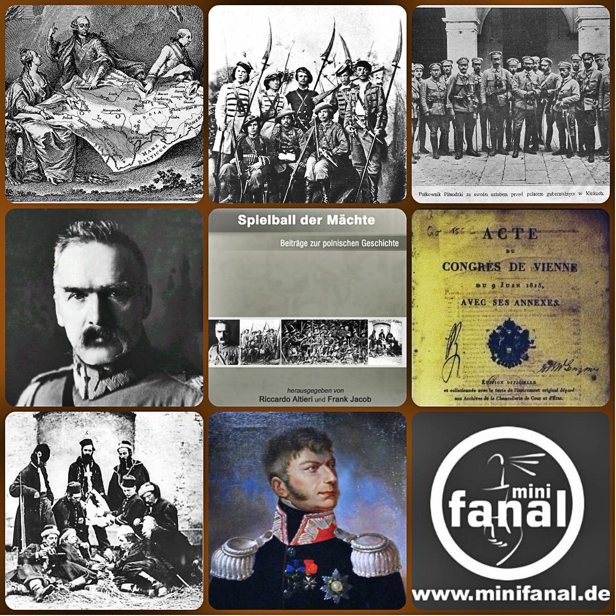 Spielball der Mächte - Beiträge zur polnischen Geschichte