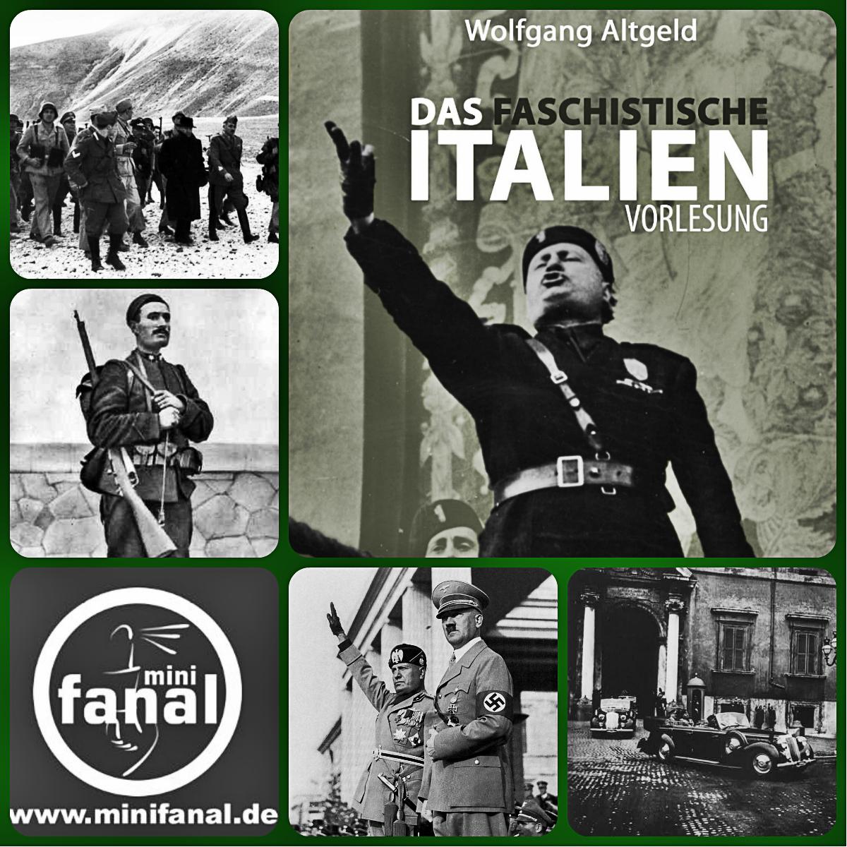 VL Das faschistische Italien