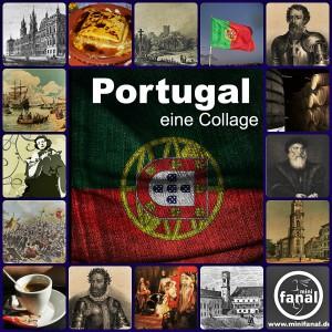 Portugal - eine Collage