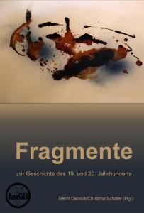Cover_Fragmentezur Geschichte des 19. und 20. Jahrhunderts