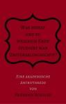 Schiller: Universalgeschichte